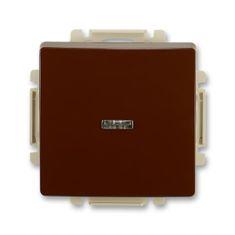 ABB 3557G-A91342 H1 Ovládač zapínací s krytem, s průzorem, řazení 1/0So