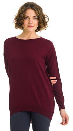 Galvanni sweter damski Fremantle S, burgund