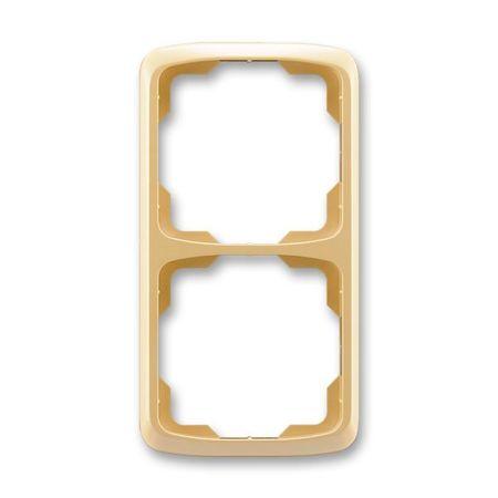 ABB 3901A-B21 D Rámeček dvojnásobný,svislý
