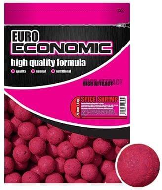 Lk Baits Boilie Euro Economic Spice Shrimp 5 kg, 30 mm