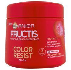 Garnier maska za obojanu kosu Fructis Color Resist, 300 ml