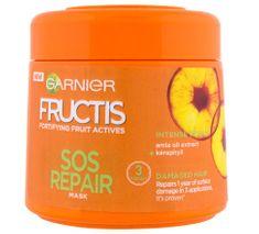Garnier maska za oštećenu kosu Fructis Sos Repair, 300 ml
