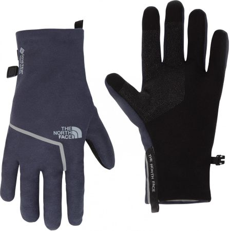 The North Face muške rukavice Men'S Gore Closefit Fleece Glove Urban Navy, plave, M