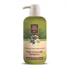 EST 1923 Šampon na vlasy se 100 % přírodním olivovým olejem 600 ml