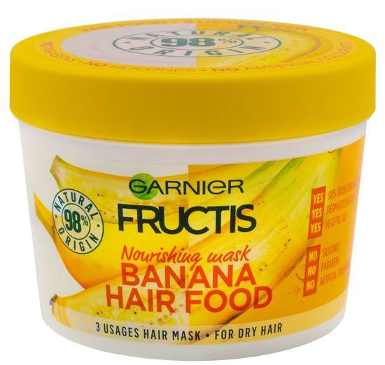 Garnier maska za suhe lase Fructis Hair Food, 390 ml