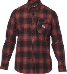 FOX pánská košile Voyd Flannel