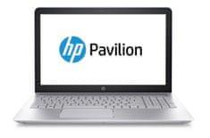 HP prenosnik Pavilion 15-cc504nm i5-7200U/8GB/SSD128GB+1TB/GF940MX/15,6FHD/FreeDOS (2HP17EA) - odprta embalaža