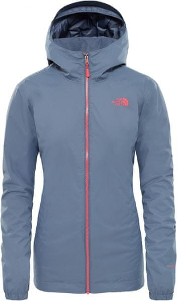The North Face Women'S Quest Insulated Jacket Grisaille Grey M