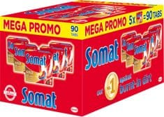 Somat Mega Promo Box, 5 x 18 kosov