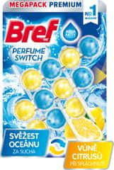 Bref Perfume Switch Marine-Citrus 3x 50 g