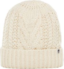 ba3562d6f9e The North Face Cable Minna Beanie Vintage White OS