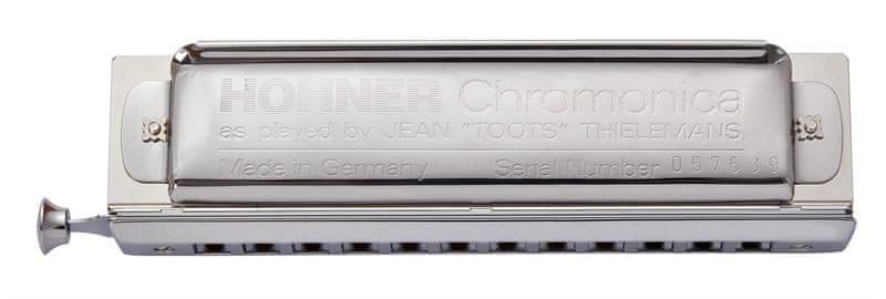 Hohner Mellow Tone Foukací harmonika