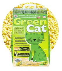Green Cat mačji posip, 24 L