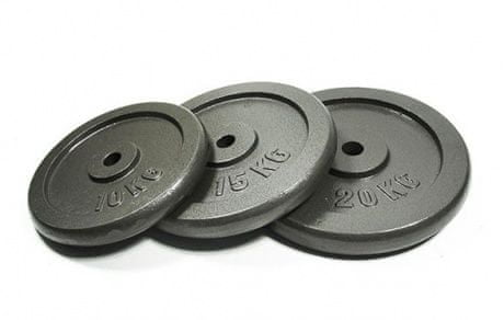 Ruilin kovinska utež, 1 kg