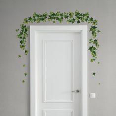 Crearreda dekorativna stenska nalepka Bršljan, v roli, 2 m