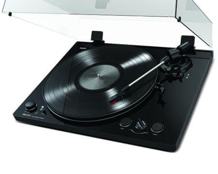 iON gramofon Pro100BT czarny