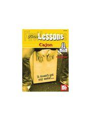 MS Jordan Perlson: First Lessons Cajon Škola hry na cajon