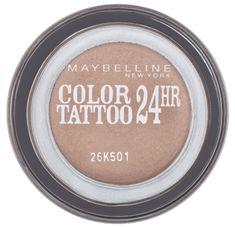 Maybelline senčilo za oči Color Tatoo, 35 On and on bronze