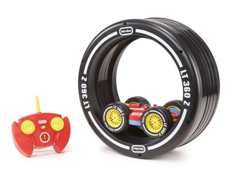 Little Tikes Tire Twister Auto na dálkové ovládání