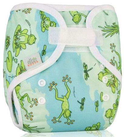 Ella´s House Bum wrap, Froggy XL