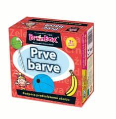 BRAINBOX igra Prve barve 93870