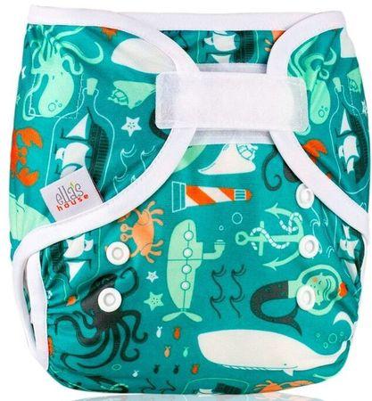 Ella´s House Bum wrap, Sea world XL
