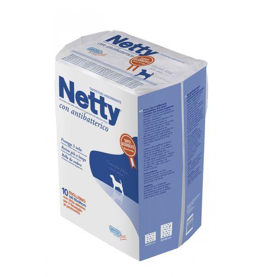 Netty samolepilna plenična podloga, 60 x 90 cm, 10 kosov
