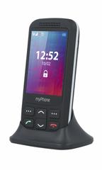 myPhone Halo S, fekete