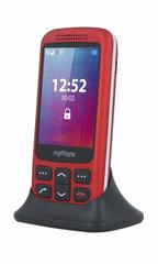 myPhone Halo S, piros
