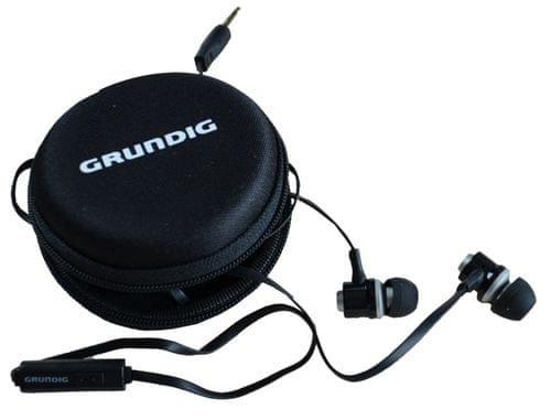 Grundig słuchawki douszne IE 511 czarny
