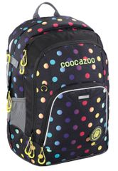 CoocaZoo Školní batoh Rayday, Magic Polka
