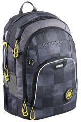 CoocaZoo Školní batoh Rayday, Mamor Check