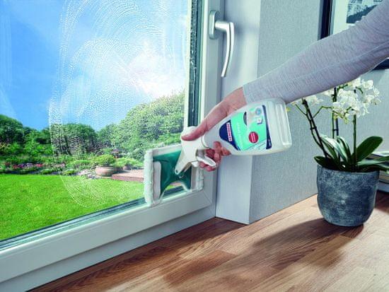 LEIFHEIT Vysávač na okná + čistič na sklo 500 ml