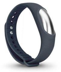 XQISIT Fitness náramek, šedý