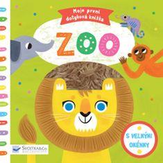 Black Alison: Zoo - Moje první dotyková knížka
