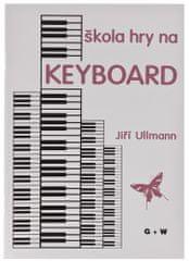 KN Škola hry na keyboard - Jiří Ullmann Škola hry na keyboard