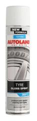 AUTOLAND BLAG - černidlo na pneumatiky, 600 ml