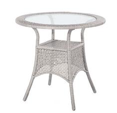 Dimenza Kulatý ratanový stolek BERLIN ø76 cm