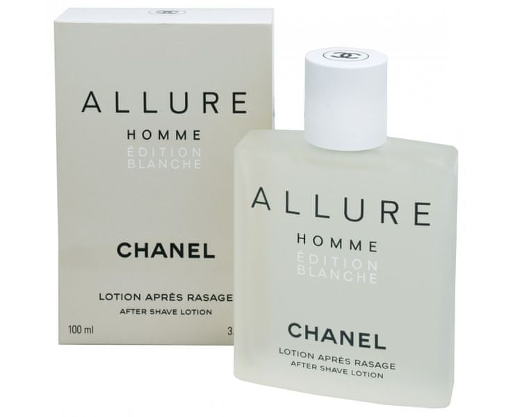 Chanel Allure Homme Édition Blanche - voda po holení 100 ml