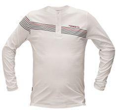 2212ec729745 Assent Bavlnené tričko s dlhým rukávom Sandown čierna S