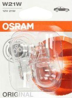 Osram Žárovka typ W21W, 12V, 21W, Standard, 2 ks