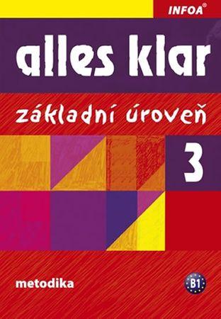 Luniewska a kolektiv Krystyna: Alles klar 3a+b - metodika
