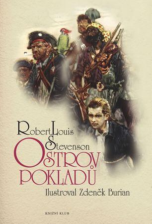 Stevenson Robert Louis: Ostrov pokladů