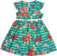 Garnamama sukienka dziewczęca Flowers