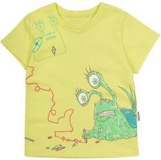 Garnamama T-shirt chłopięcy Snail