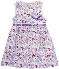 Garnamama sukienka dziewczęca Butterfly