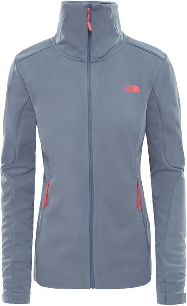 The North Face Women'S Inlux Softshell - Od Grisaille Grey S
