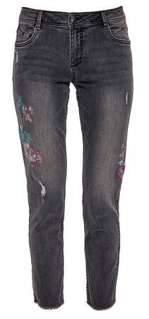 s.Oliver jeansy damskie 34, szary
