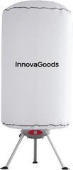 Ceramic Blade prenosni sušilnik za perilo InnovaGoods, 1000 W, bel