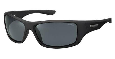 POLAROID sončna očala Sport PLD 7013/S, črna